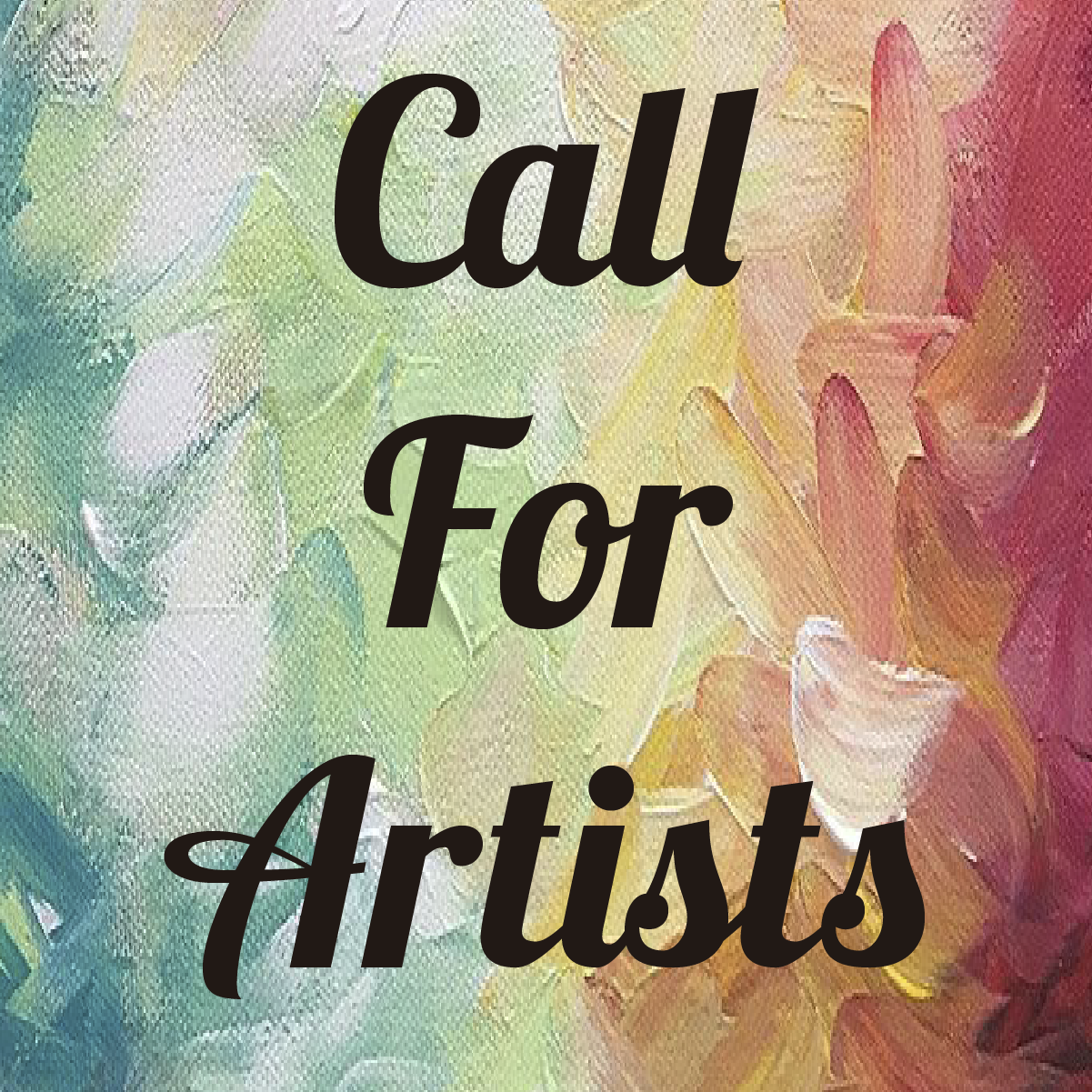 Call For Artist@2x